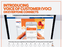 "Introducing ""Voice of Customer (VOC)"" On Everyone Connects"