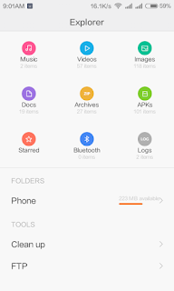 Miui v6 (update) Rom Kitkat version for Unite 2