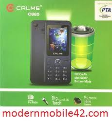 CALME C885 FLASH FILE