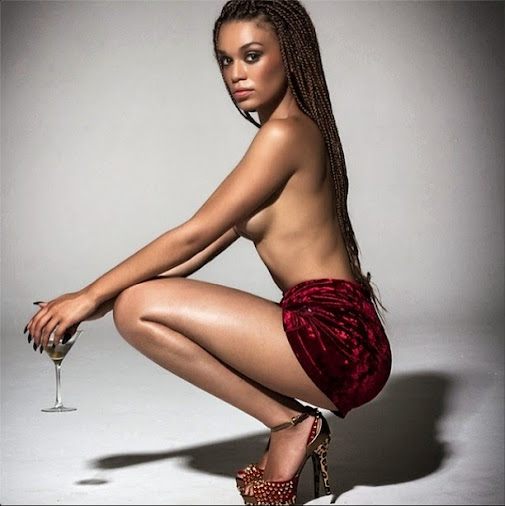 Pearl Thusi Twerks Pearl 25 Is Mostly Known As A Model