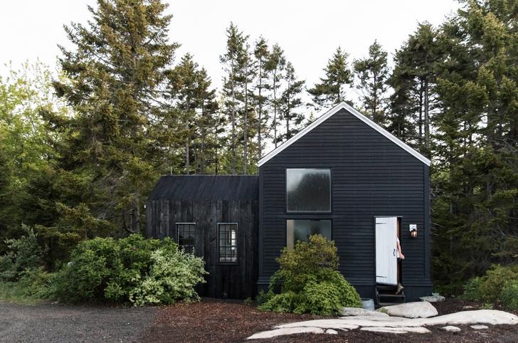 Dom w Nowej Anglii