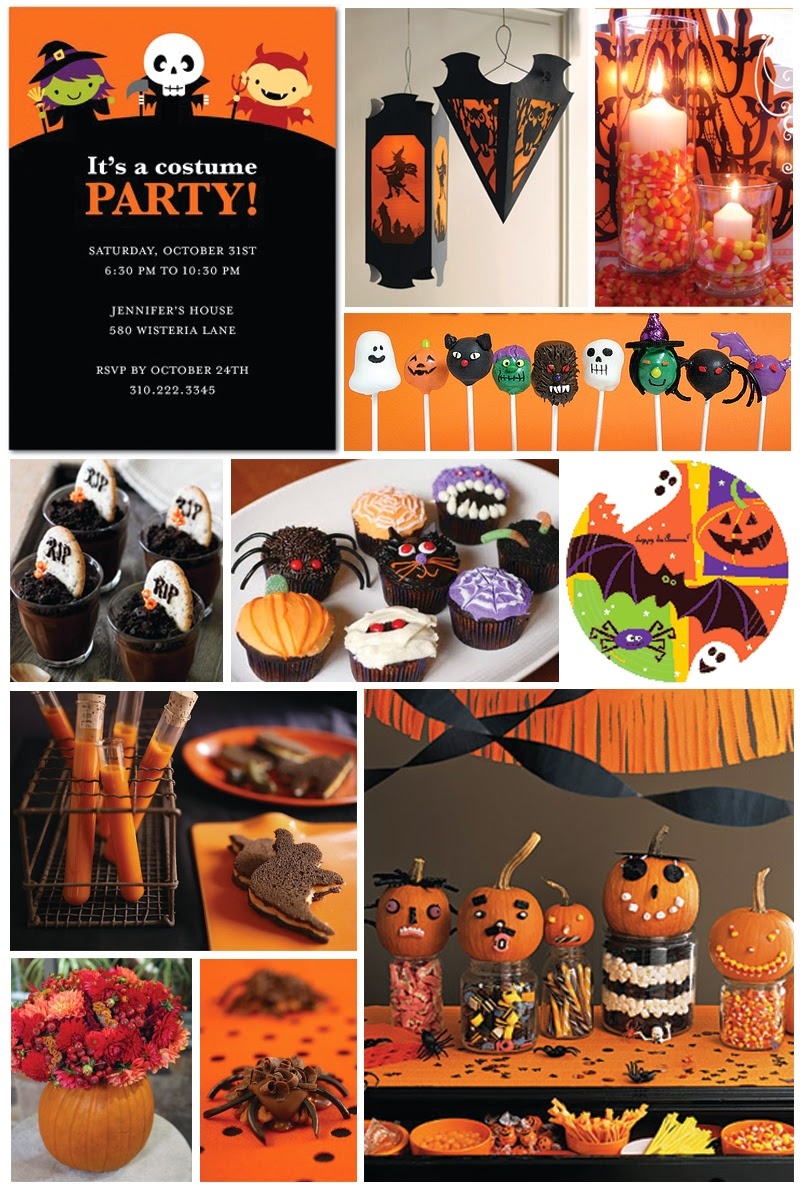 Hd Wallpapers Blog: Halloween Party Ideas