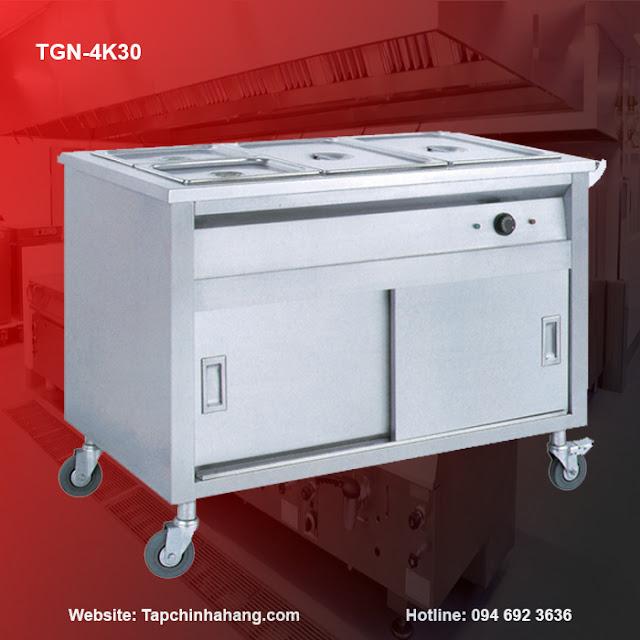 Tủ giữ nóng TGN-4K30