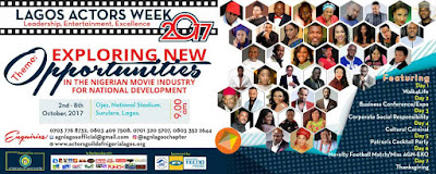 AGN Lagos Set To Host Actors Week