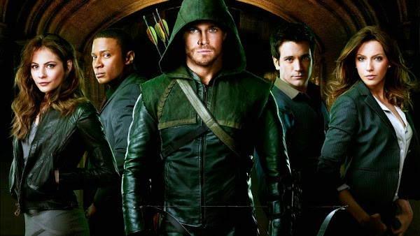 Arrow Season 5 Team