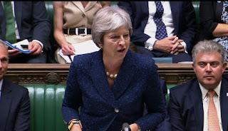 Καταψηφίστηκε η συμφωνία του Brexit – Η πιο βαριά ήττα για βρετανική κυβέρνηση στη Βουλή των Κοινοτήτων