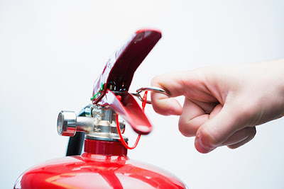 Bình chữa cháy dạng bột và những điều cần biết khi sử dụng 1