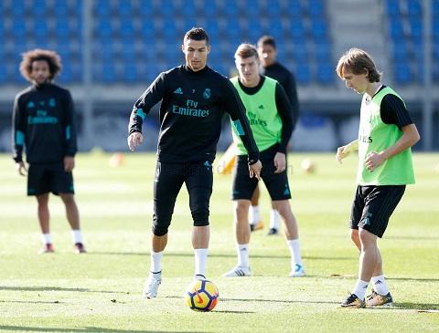 Bale đang trở lại tập luyện