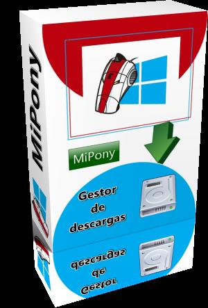 MiPony v3.1.1 + Portable - Ahora con interfaz Dark para Windows 10