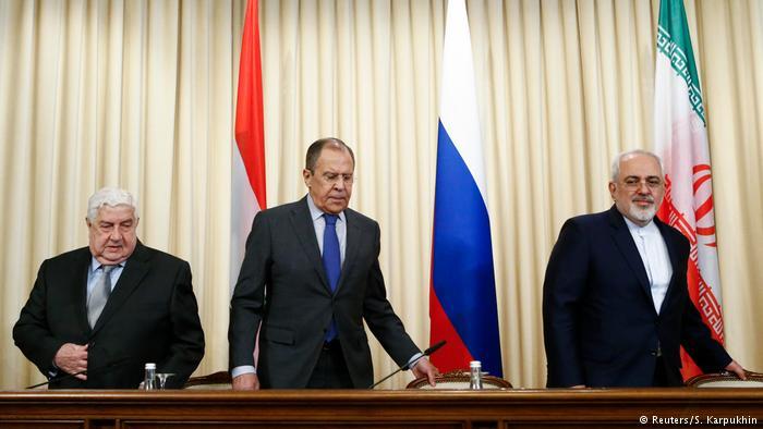 """Moscú, Teherán y Damasco: """"El ataque de EE.UU. a Siria es un acto de agresión"""""""