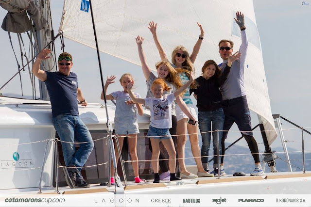 Tο 8ο Catamarans Cup έρχεται στο Ναύπλιο (βίντεο)