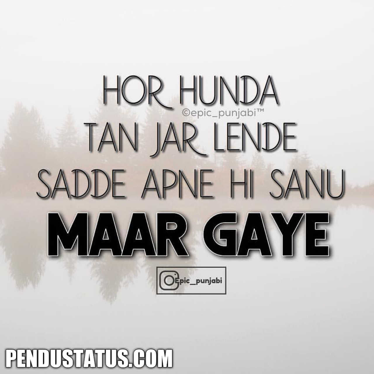 Punjabi Quotes On Life