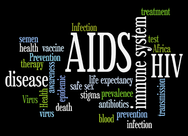 Diseases related to HIV