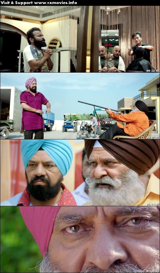 Krazzy Tabbar 2017 Punjabi 720p WEB-DL 850mb