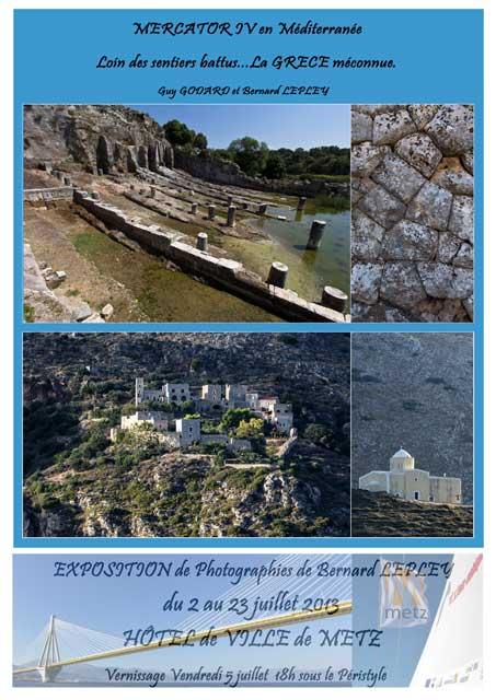 Expostion photo 2013 - Mercator IV en méditeranée