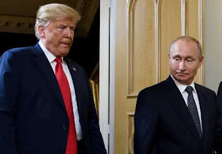 Trump-Putin: A rapprochement unrealized