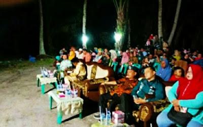 Wakili Bupati Batu Bara, Asisten III Secara Resmi Menutup Kegiatan Pesta Tapai