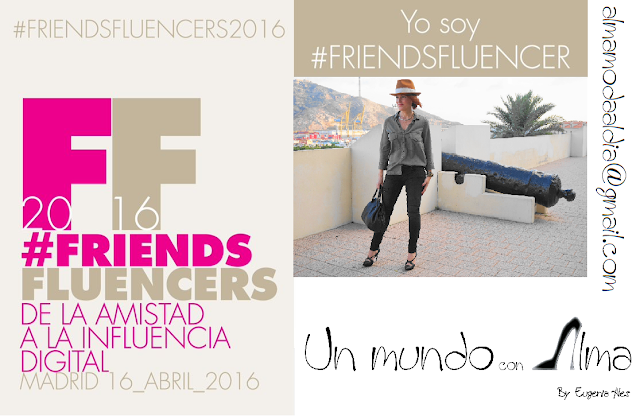 Almamodaaldia #friendsfluencer
