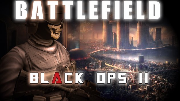 CALL OF DUTY Battlefield Combat Black Ops 2 APK