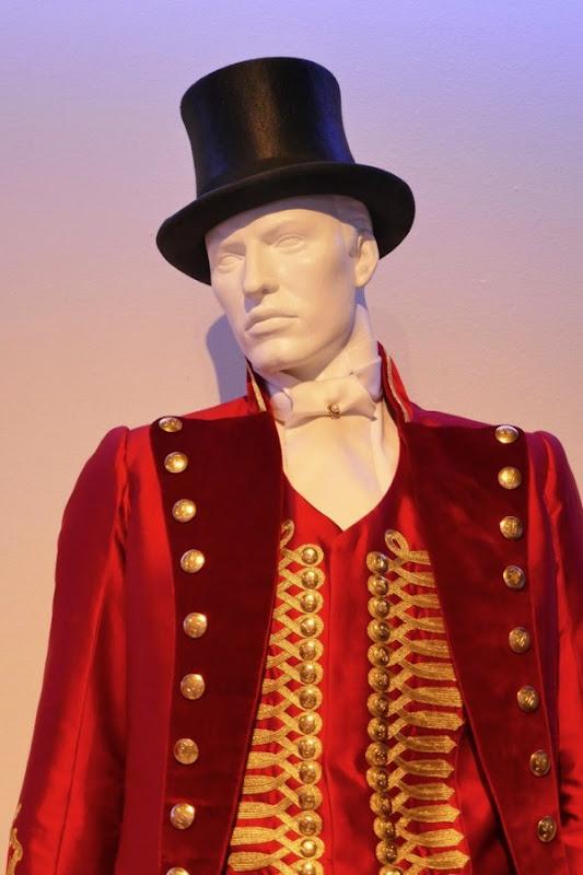 Greatest Showman PT Barnum costume