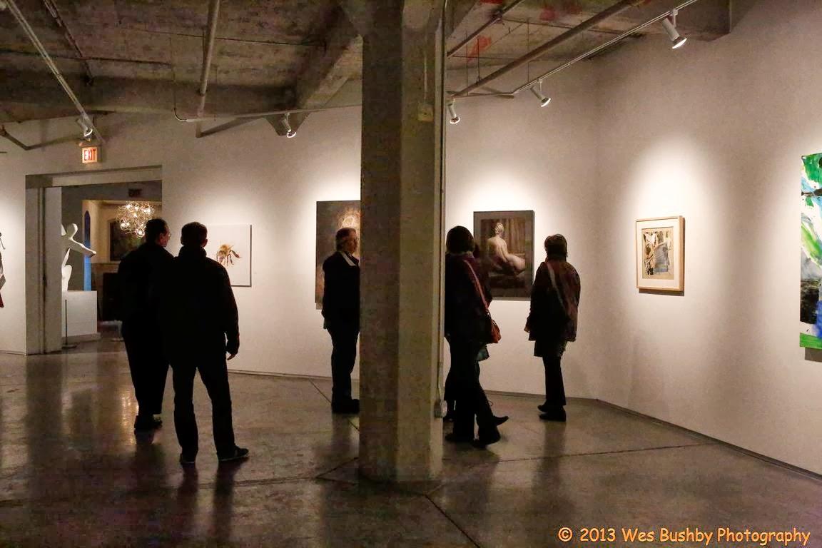 B Art: My NW Indiana And More: Zhou B Art Center