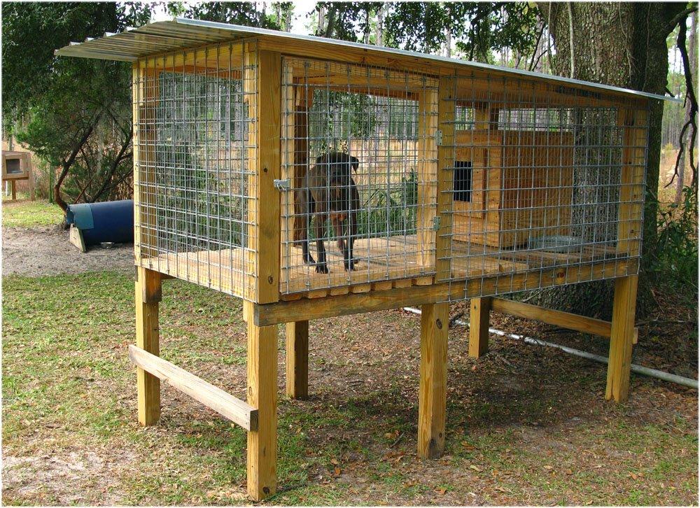 Kennels17jpg 1000726 dog house blueprints build a