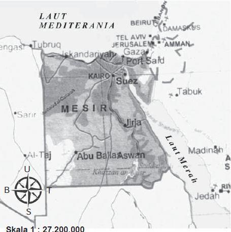 Profil Negara Mesir (Contoh Negara Berkembang di Afrika)