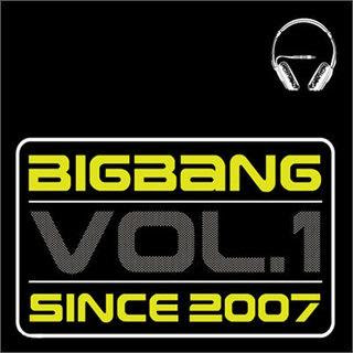 big bang vol 1 since 2007 album download