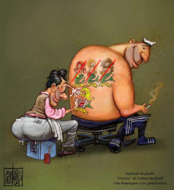 very funny tatto!