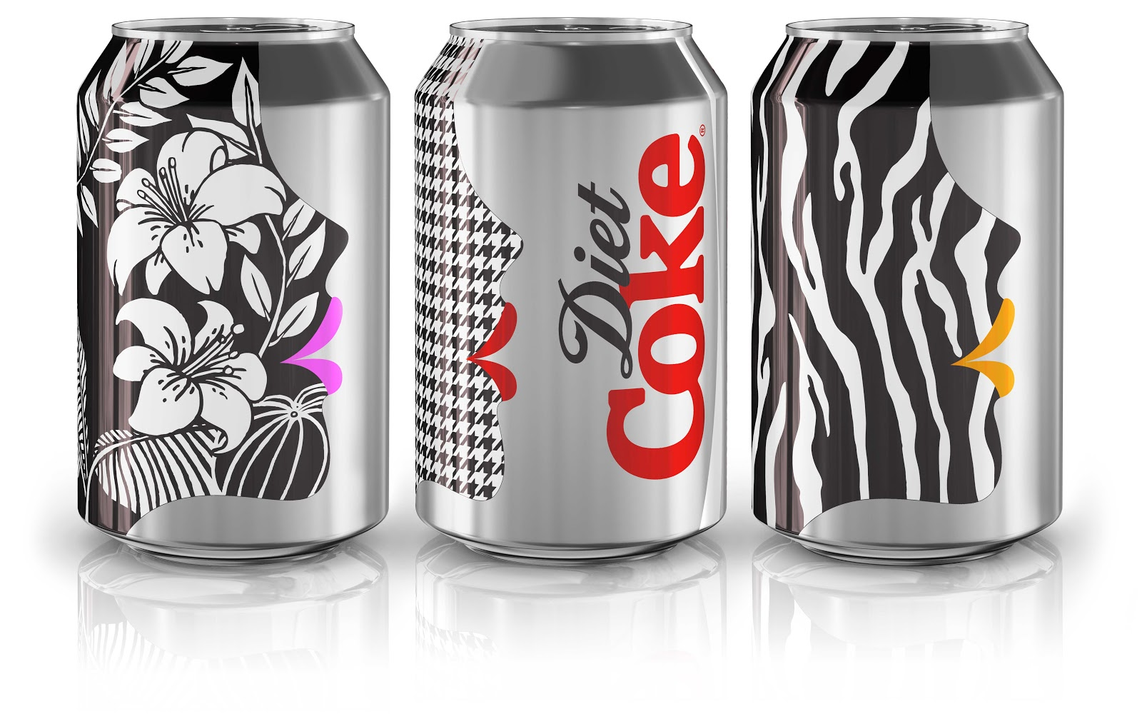 Diet Coke Can 2013 This effectively taps into the