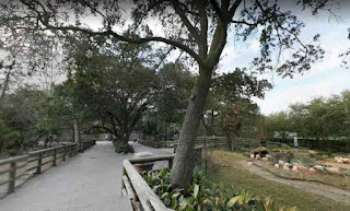 Houston Zoo is a zoological park in Houston