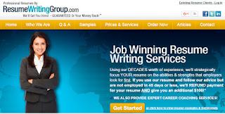 http://www.resumewritinggroup.com