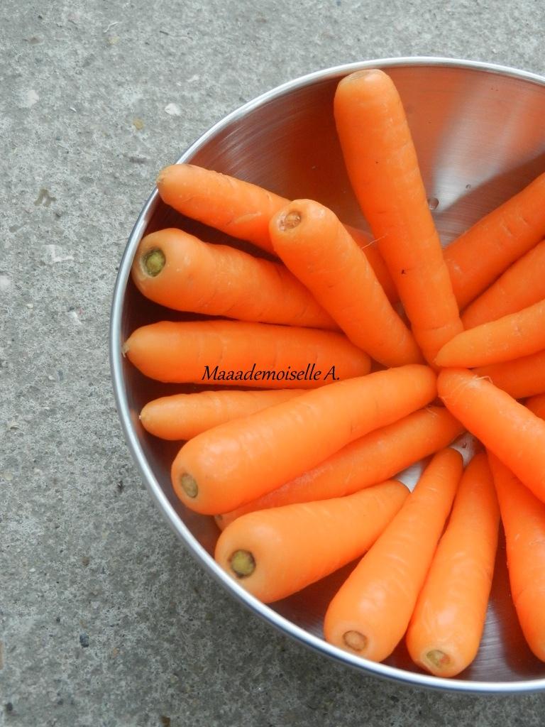 maaademoiselle a recette de petit pot pour b b pur e de carottes. Black Bedroom Furniture Sets. Home Design Ideas