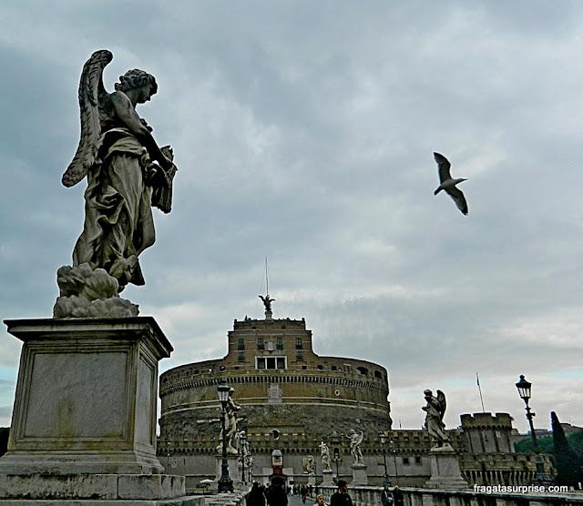 Roma, Ponte e Castelo de Sant'Angelo