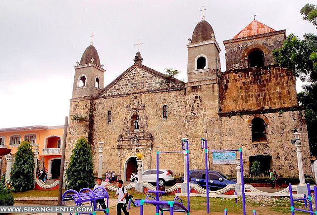 Tigbauan Church ilo-Ilo