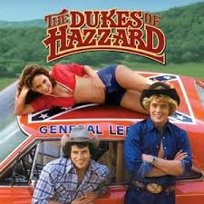 Dukes of Hazzard, Bo Duke, Luke Duke, Daisy, The General Lee
