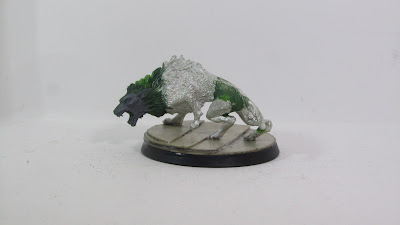The White Warg (WIP)
