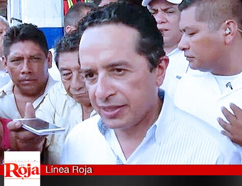 Carlos Joaquín lamenta el asesinato de 'Chely' Magaña y solicitó una investigación para dar los con los responsables