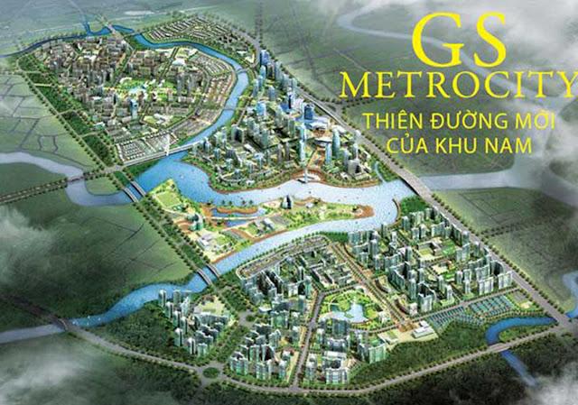 GS Metro City Nhà Bè