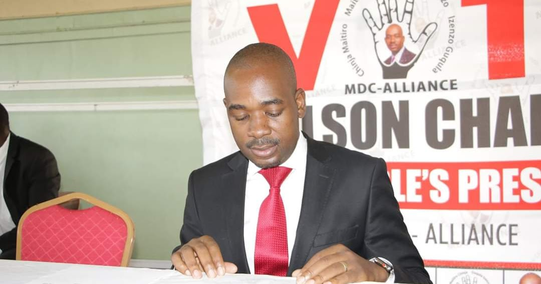CHAMISA DISSOLVES TWO MDC EXTERNAL STRUCTURES