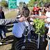 Paysandú: jefe comunal y jóvenes de Interact plantaron