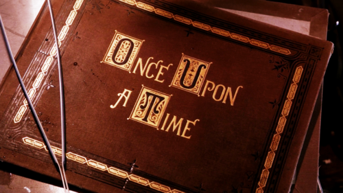 livro once upon a time