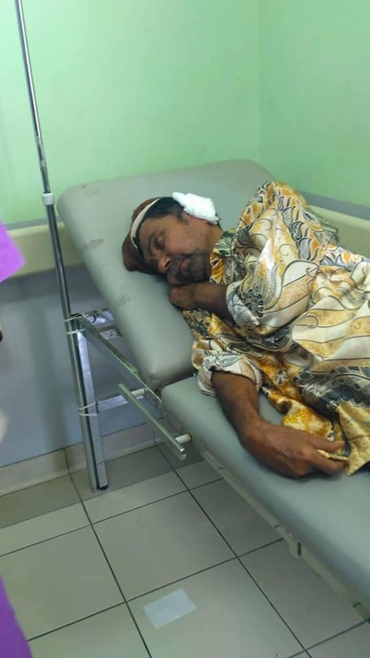 Mualaf India Menderita Sakit Kanker Butuh Bantuan dalam menjalani Pengobatan