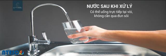 Công nghệ xử lý nước sạch