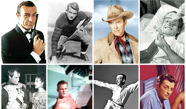 Did You Know? 8 Facts About Your Favorite Old Hollywood Actors