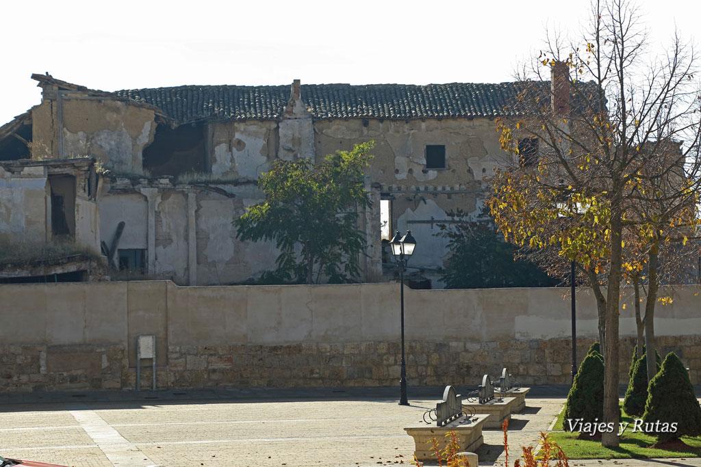 Palacio de Buendía, Dueñas, Palencia