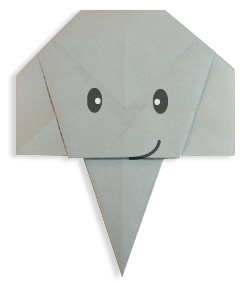 How Do You Make An Origami Cat Face