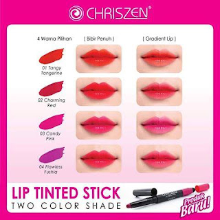 CHRISZEN LIP TINTED STICK