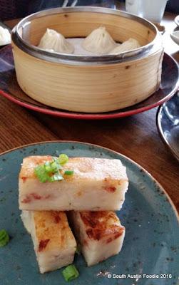 Wu Chow turnip cake