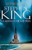 La llegada de los tres 2, Stephen King